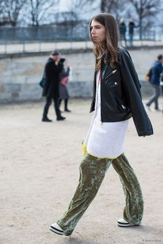Ursina Gysi | A Love is Blind - PAris fashionweek fw 2014, day 4, Tuileries Viktor&rolf, ursina gysi