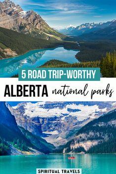 Alberta National Parks, Waterton National Park, Banff National Park Canada, Jasper National Park, Alberta Canada, Banff Alberta, Quebec, Vancouver, Montreal Canada