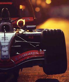 MacLaren-Mercedes F1