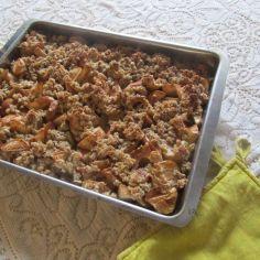 Kaura-omenapaistos - Kotikokki.net - reseptit