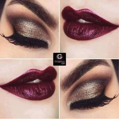 #MakeupGoals  Yay or Nay?  Snap for more on makeup only at ->