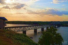 O'Neal Bridge, Florence, Alabama