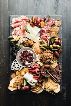 Ultimate Gluten-Free Charcuterie Board