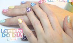 bolinhas-unhas-polka-dots-nails-how-to-do