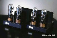 Kronzilla-DM Dual Mono-block Amplifier. 70 + 70 Watts RMS