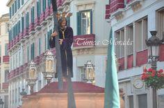 Primera salida del redentor del Mundo, Málaga 2017