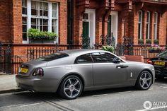 Rolls-Royce Wraith 4
