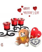 Whether you are considering hosting a valentines day celebration with loved ones, it is fun to decorate your home for valentines day. Perfect valentine decorations can make a huge difference in your celebrations. If you want to make this live day extra special for your loved ones then valentine decorative gifts are the best one. Online shopping portal Infibeam.com offers best valentine decorative gifts at lowest price with free shipping in India.