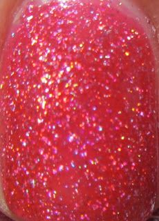 My Nail Polish Obsession: L.A. Girl Dazzling Pink