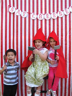 .Oh Sugar Events: Little Red Riding Hood