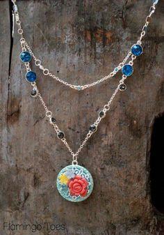 Summer Garden Jewelry Set