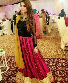 Pakistani Party Wear, Pakistani Wedding Dresses, Pakistani Outfits, Indian Dresses, Indian Outfits, Shadi Dresses, Lace Dresses, Stylish Dresses, Fashion Dresses