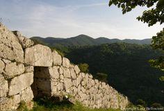 Segni (RM),  Mura megalitiche