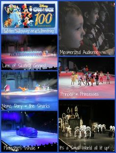 Disney on Ice: 100 Years of Magic - Great pics and review! http://www.sistersshoppingonashoestring.com/disney-ice-100-years-magic-review