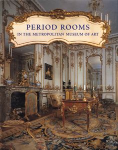 Multiple authors (1996). Period Rooms in The Metropolitan Museum of Art | Superb examples of interior design through the ages are on view in the period rooms at The Metropolitan Museum of Art, New York. Read the publication online or download it as a PDF.