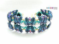 Stream bracelet - instant download pattern