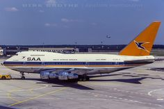 Passenger Aircraft, Commercial Aircraft, Boeing 747, Spacecraft, Photography Photos, South Africa, Aviation, Nostalgia, Old Things