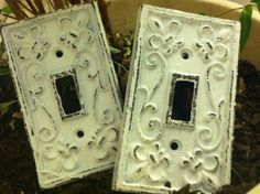 Light switch plate-i want one for every light switch!