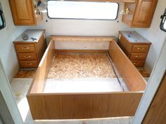 RV renovation ideas and pictures. class c