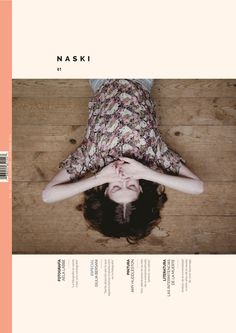 NASKI / Revista - Magazine on Behance