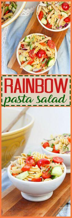 This Rainbow Pasta S
