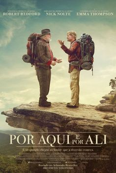 Trailer, clips, images and poster for the A WALK IN THE WOODS starring Robert Redford, Nick Nolte, Emma Thompson and Mary Steenburgen. 2015 Movies, Hd Movies, Movies To Watch, Movies Online, Latest Movies, Emma Thompson, Robert Redford, Into The Woods Movie, Chick Flicks