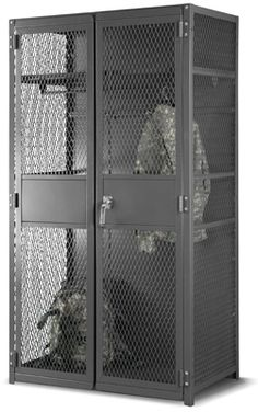 TA-50 Lockers. Military Storage Lockers for Personnel Gear and Equipment