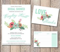 Pin and save: Pin this link and use code THANKS4PINNING to save 10% on your purchase!  https://www.etsy.com/listing/225817002/bridal-shower-pack-instant-download?ref=shop_home_active_2