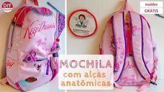 Kit Mochila + Lancheira + Professora Floral Com Nome