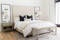 Modern Mountain Home Master Suite || Studio McGee