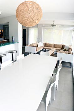 Diseño interior apto. De playa Panamá