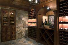 Dream-worthy wine cellar