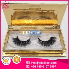 False Eyelashes Crown Lashes 3d Mink Eyelashes Vendor Eyelash Packaging Box Custom Logo False Eyelash Clear And Distinctive