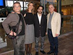 Marcelo Torreta, Virginia Agote, Facundo de Almeyda y Tam Muro. Foto: Mirabaires