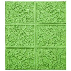 Milky Way Molds - Tray-Bamboo Leaves Soap Mold, $8.25 (http://www.milkywaymolds.com/tray-bamboo-leaves-soap-mold/)