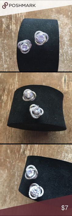 Earrings Sterling silver solid 925 🌸 Earrings Sterling silver solid 925 🌺 Jewelry Earrings