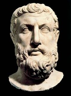 Parmenides (b. 510 BCE), Greek philosopher