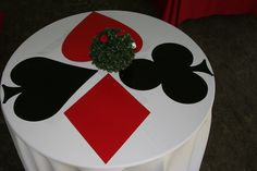 Alice in wonderland birthday party ideas casino p alice Tema Las Vegas, Las Vegas Party, Vegas Theme, Casino Night Party, Casino Party Decorations, Casino Theme Parties, Party Themes, Birthday Parties, Party Ideas