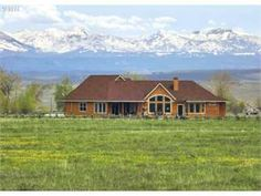 Haines, Baker County, Oregon House For Sale - 48.48 Acres
