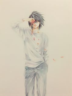 Lawliet - L - Death Note