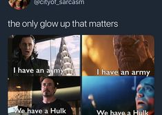 WE HAVE A HULK INFINITY WAR