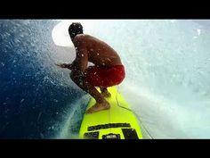 Amazing surfing at Tavarua Fiji GoPro HD P.O.V.