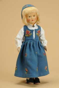 """Full view of 15"""" doll."""