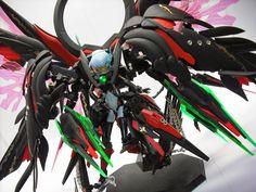 "Busou Shinki x Gundam Tenma type MMS ""Mephistopheles Gregorian"" - Gundam Kits Collection News and Reviews"