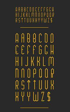 TUA Type  #freefonts #fontsfordesigners #creativefonts