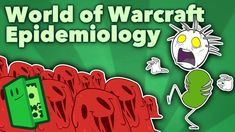 Extra Credits video about when a plague accidentally hit World of Warcraft and decimated every city in the game Political Comedy, Political Topics, Political Figures, Video Game Facts, Music Visualization, Game Streaming, Extra Credit, Lol League Of Legends