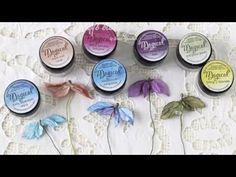 Irina Gerschuk - paper flowers from scratch - YouTube