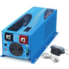 Power Inverters Power Inverter 4000w 8000w Pure Sine Wave 12v To 110v 120v With 40amp Output Fashionable Patterns Alternative & Solar Energy