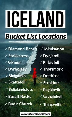 Iceland Bucket List Locations Iceland road trip itinerary 5 day Iceland itinerary Travel like a pro in Iceland Top things to do in Iceland Iceland road trip guide T. Iceland Travel Tips, Iceland Road Trip, Travel Guide, Travel Ideas, Samana, Places To Travel, Travel Destinations, Holiday Destinations, Time Travel