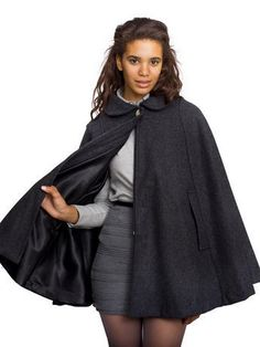I'm on the search for a good cape, could American Apparel have it?